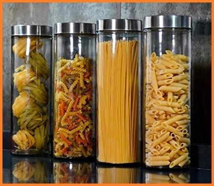Contenitore Dosa Spaghetti Tappo