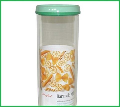 Contenitore per spaghetti plastica cilindrico