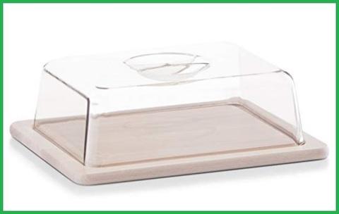 Contenitore salva formaggio legno