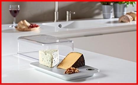 Contenitore salva formaggio copriformaggio