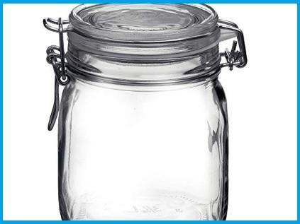 Barattoli in vetro per conserve