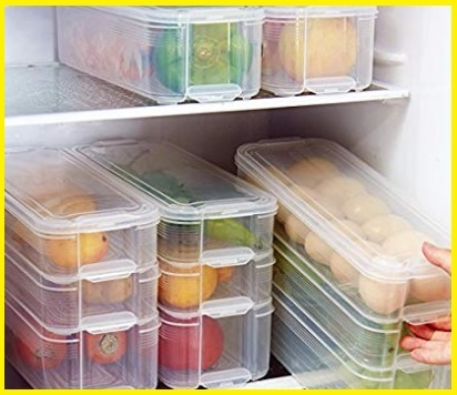 Contenitore per alimenti plastica