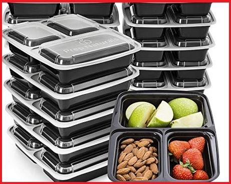Contenitori alimenti microonde box