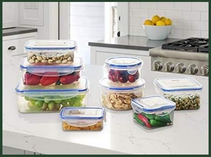 Contenitori alimenti microonde alta qualità
