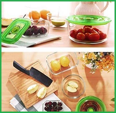 Contenitore per alimenti vetro microonde