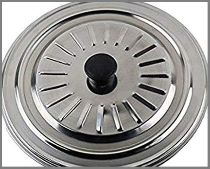 Coperchio 30 cm acciaio