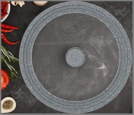 Coperchio 32 cm alluminio
