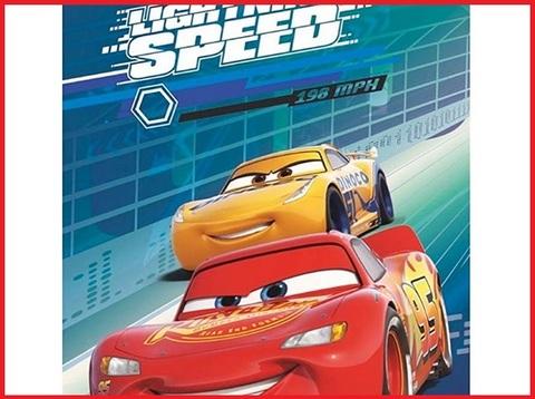 Coperta pile cars disney