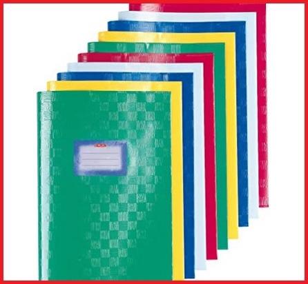 Copertine Quaderni A4 Colorate
