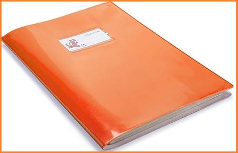 Copertine Quadernoni Arancione