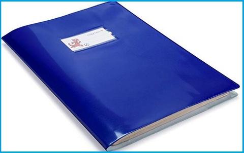 Copertine quadernoni blu