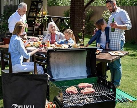 Copertura per barbecue impermeabile