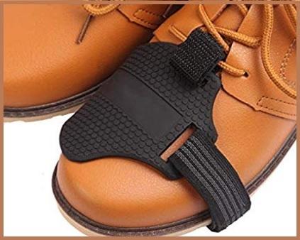 Copertura scarpa protezione nera