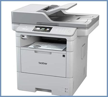 Copiatrice Stampante Fax Brother