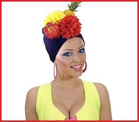 Copricapo brasiliano donna