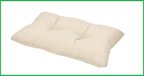 Cuscino Rettangolare Panca