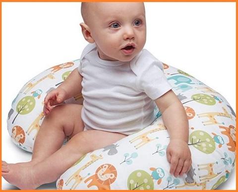 Copri cuscino allattamento chicco