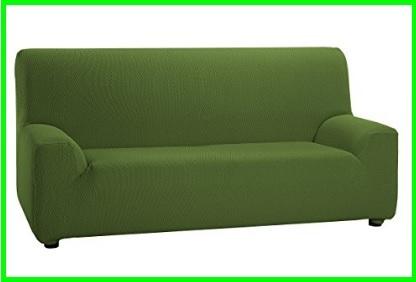 Copridivano verde 4 posti