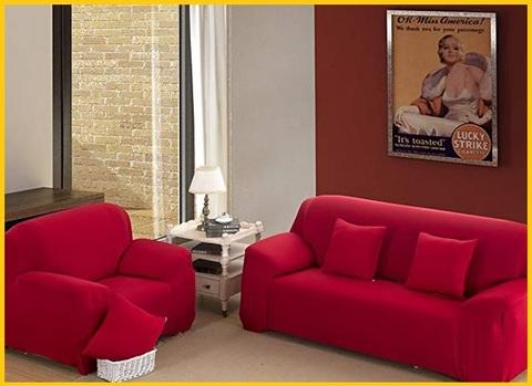 Copridivano Sofa Saver 4 Posti Colorato