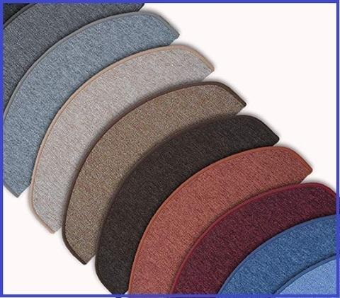 Coprigradini tappeti colorato