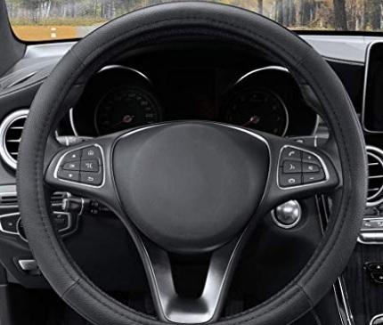 Coprivolante In Pelle Per Auto