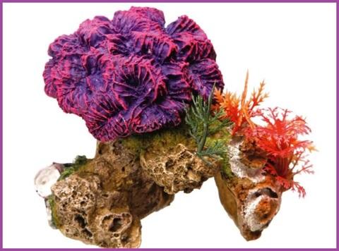 Corallo Decorativo Per Acquario