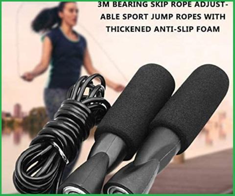 Corda per saltare allenamento boxe