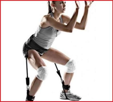 Corda gambe fitness