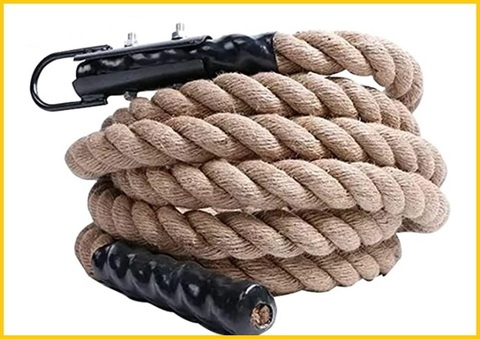 Corda fitness arrampicata palestra