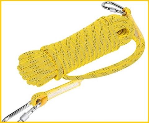 Corda arrampicata statica resistente