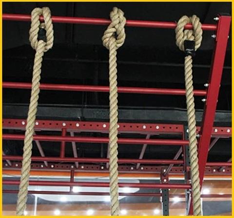 Corda per bambini arrampicata