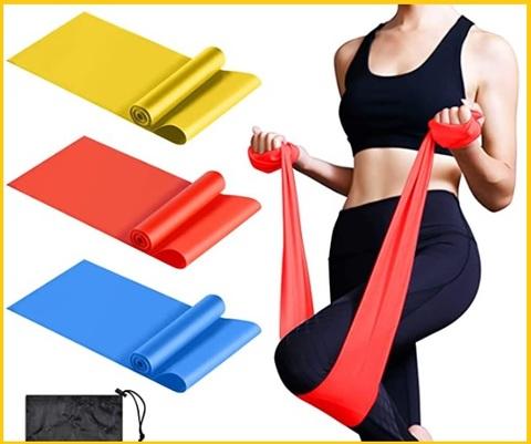 Fasce elastiche per allenarsi
