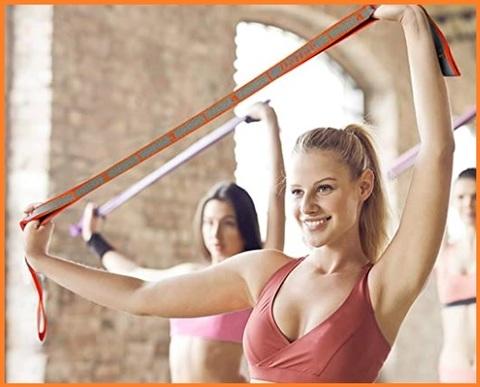 Fasce elastiche per pilates