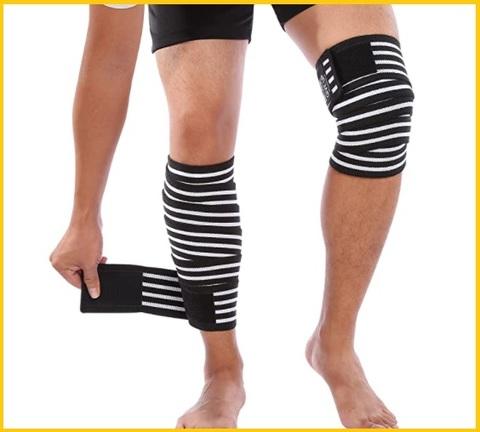 Fasce elastiche squat protezione