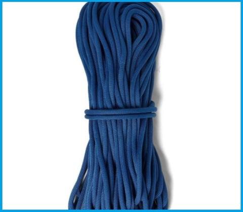Corda per arrampicata singola in poliammide