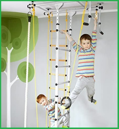 Corda bambini per arrampicata