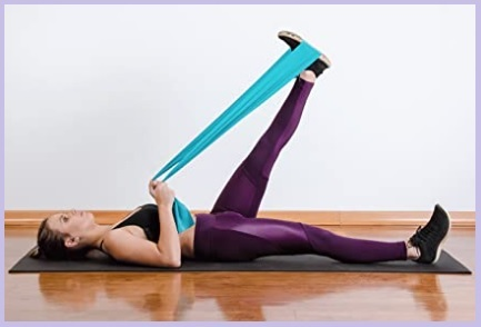 Fasce elastiche per ginnastica resistenza