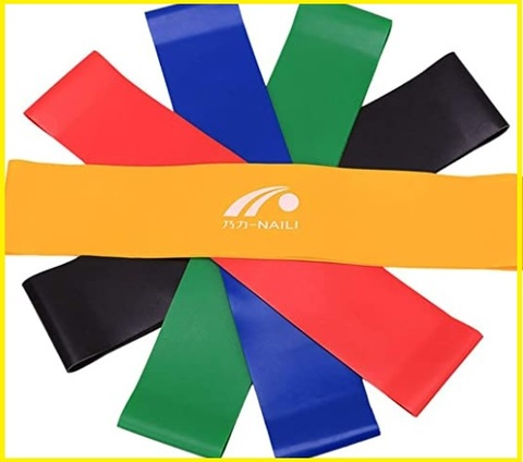 Fasce per palestra elastiche