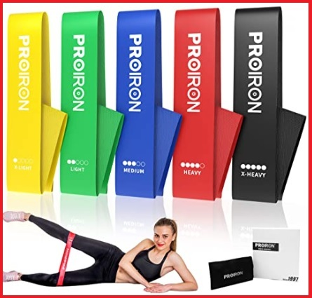 Fasce elastiche regolabili fitness