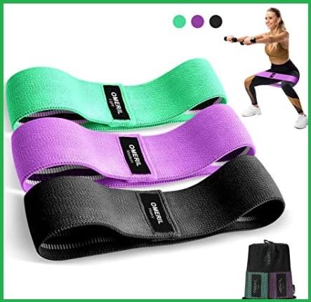 Fasce elastiche esercizi fitness