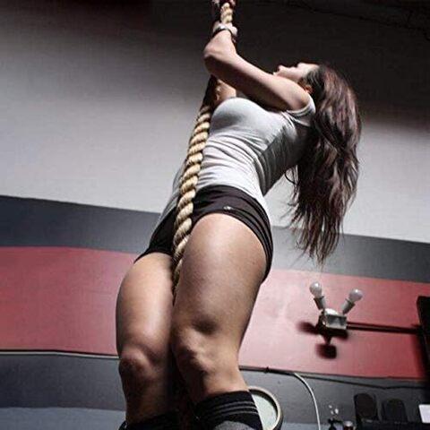 Corda palestra per arrampicata crossfit