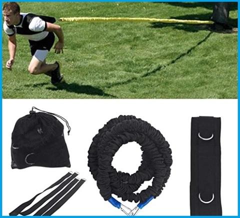 Corda elastica allenamento palestra