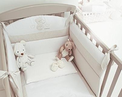 Corredino lettino neonato dolcecuore