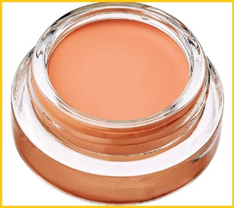 Correttore viso arancione liquido