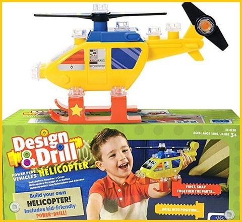Costruzioni Elicottero Funzionante