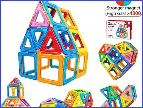 Costruzioni Magnetiche Per Bambini