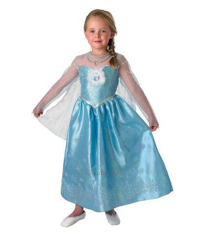 Costume di carnevale regina del ghiaccio