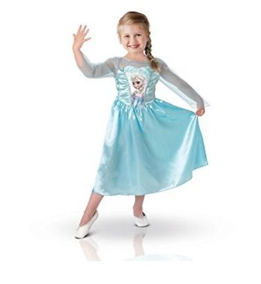 Costume principessa elsa di frozen