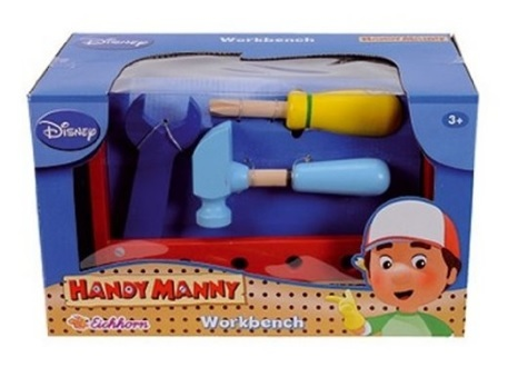 Manny tuttofare attrezzi e accessori