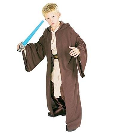 Star wars costume da jedi per bimbi